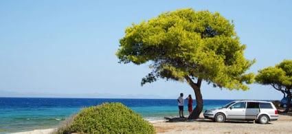Noleggio auto a Creta