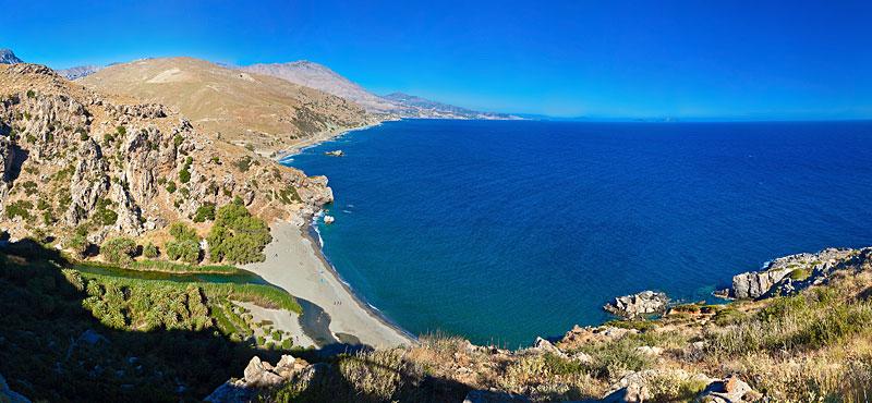 Spiagge della Provincia di Rethimno